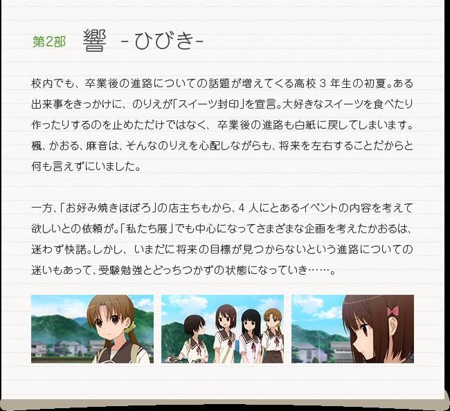 第2部ストーリー