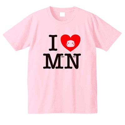I ♥ MOMONEKO Tシャツ